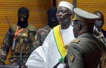 Tổng thống và Thủ tướng Mali lâm thời được trả tự do