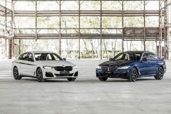 BMW 5 Series 2021 ra mắt với giá chỉ từ 1,8 tỷ đồng