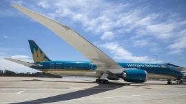 Vietnam Airlines khai thác chuyến bay quốc tế trở lại từ 1/7