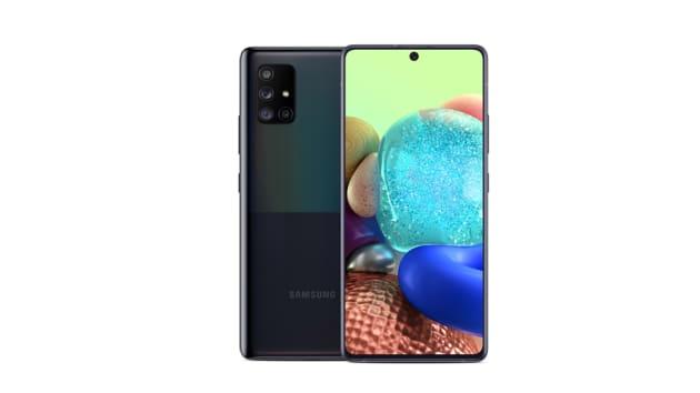 Samsung Galaxy A71 sẽ là điện thoại 5G rẻ nhất
