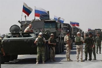 Quân đội Nga tăng cường lực lượng áp sát biến giới châu Âu