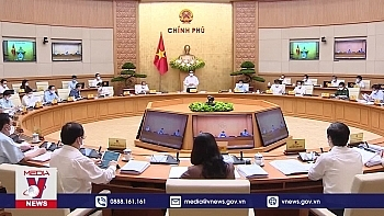 Chính phủ họp phiên thường kỳ tháng 5