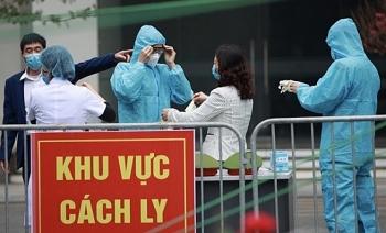 Hà Nội ghi nhận 13 trường hợp dương tính với SARS-CoV-2 trong sáng 17/7