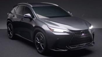 Lexus NX 2022 được ra mắt vào ngày 12/6