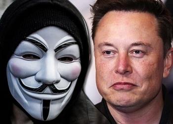 Nhóm tin tặc khét tiếng nhất thế giới tuyên chiến với Elon Musk