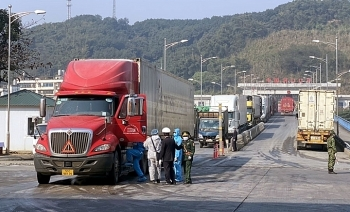 Đề xuất cấp 'hộ chiếu vaccine' cho lái xe chở hàng qua cửa khẩu: Tích cực và khả quan