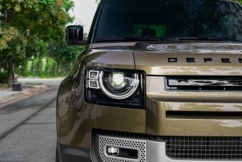 Land Rover Defender 90 mới đã có mặt tại Việt Nam và sẵn sàng ra mắt trong tháng 6