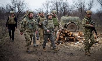 Mỹ viện trợ 150 triệu USD vũ khí cho Ukraine