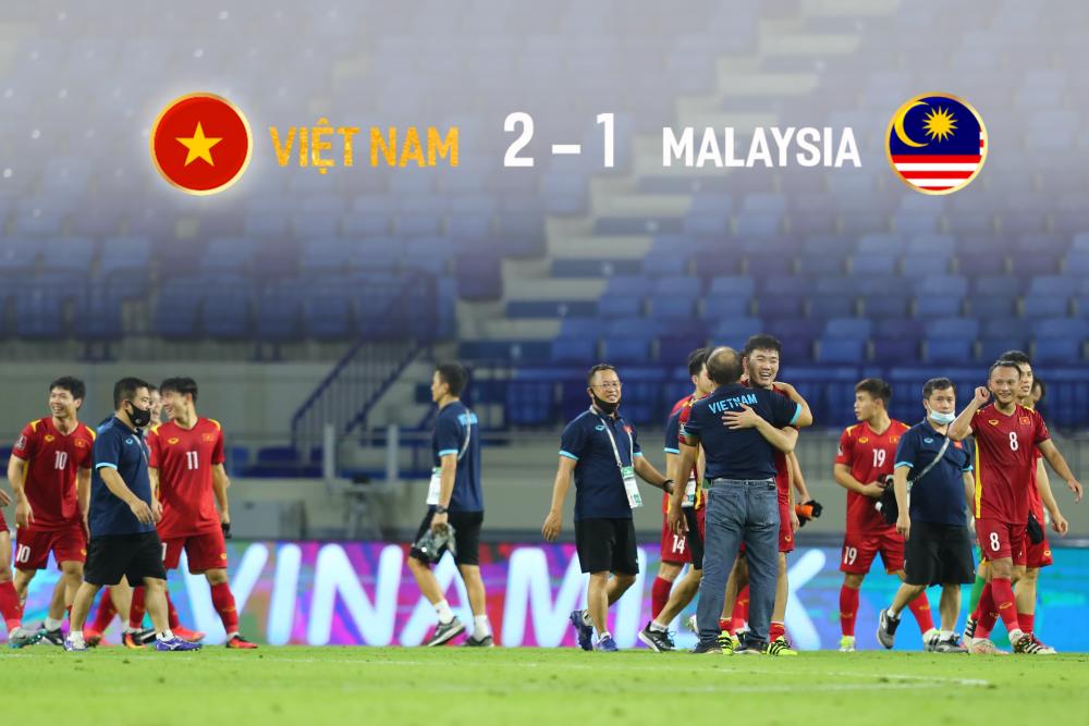 Chiến thắng lần 2 trên sân UAE: Dinh dưỡng vàng đồng hành cùng bước tiến/chiến thắng của đội tuyển Việt Nam