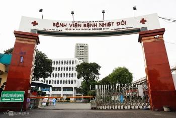 Bệnh viện Bệnh Nhiệt đới TP.HCM được phong tỏa tạm thời