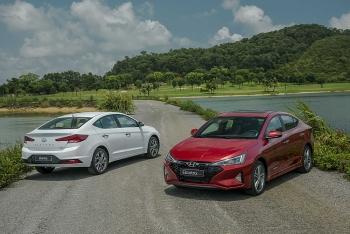 Hyundai KONA và Elantra được khuyến mại 40 triệu đồng