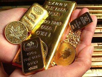 Giá vàng sẽ tiếp tục giảm?