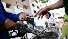 Giá xăng đã tăng cao hơn lúc chưa có dịch, bệnh COVID-19