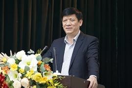 Ông Nguyễn Thanh Long được bổ nhiệm giữ chức quyền Bộ trưởng Bộ Y tế