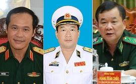 3 Thứ trưởng Bộ Quốc phòng vừa được bổ nhiệm là ai?