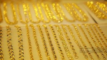 Giá vàng tăng mạnh 3 triệu đồng sau một đêm