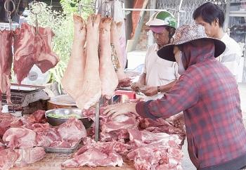 Bộ Công thương thành lập đoàn kiểm tra liên ngành mặt hàng thịt lợn