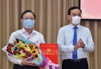 TP. HCM bổ nhiệm 4 cán bộ cấp quận, huyện
