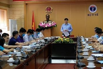 Bộ Y tế đặt quyết tâm cao nhất chặn dịch COVID-19 tại Đà Nẵng