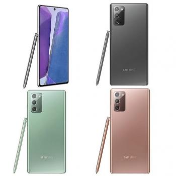 Samsung Galaxy Note20 và Galaxy Z Fold 2 lộ giá bán