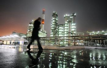 Giá xăng dầu hôm nay (31/8): Dầu thô trở lại vạch tăng