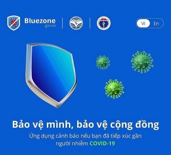 Bộ trưởng Nguyễn Mạnh Hùng đề nghị toàn dân dùng ứng dụng Bluezone trước 8/8