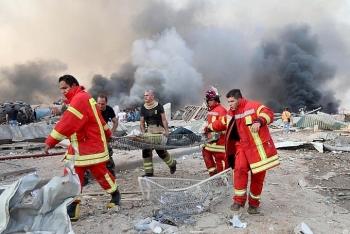 Một người Việt bị thương trong vụ nổ tại Lebanon