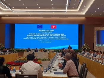 Thủ tướng chỉ định các cơ quan đầu mối triển khai Hiệp định EVFTA