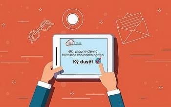 Bộ Công thương triển khai hệ thống trục điện tử kết nối doanh nghiệp
