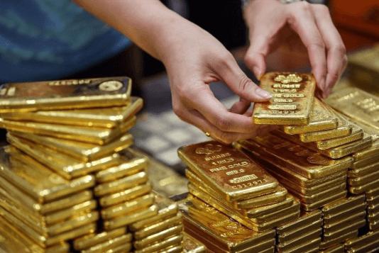 Giá vàng hôm nay 2/10/2020: Vàng vượt ngưỡng 56 triệu đồng
