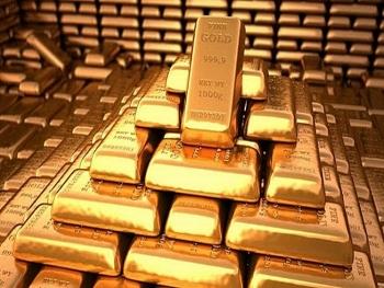 Giá vàng trong nước lao dốc xuống mức thấp nhất 1 tháng qua