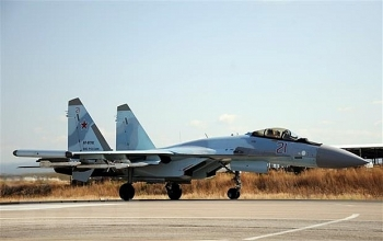 Nga tấn công IS tại sa mạc Syria, không tiết lộ về thương vong