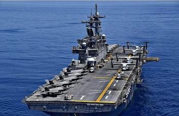 Trung Quốc cảnh báo va chạm nếu Mỹ tiến vào Biển Đông