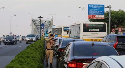 Hà Nội thay đổi phân luồng hàng loạt tuyến phố