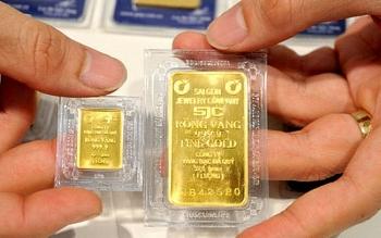Giá vàng hôm nay 5/9/2020: Vàng tiếp tục lao dốc