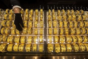 Giá vàng hôm nay 29/9/2020: Vàng tăng nửa triệu đồng sau một đêm