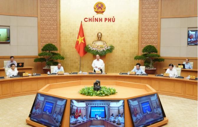 Thủ tướng Nguyễn Xuân Phúc: Nông nghiệp giữ mục tiêu xuất khẩu 41 tỷ USD