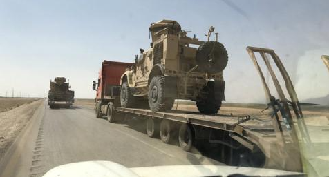 Mỹ tăng cường hiện diện quân sự tại Đông Bắc Syria
