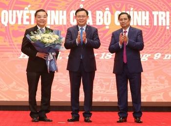 Tiểu sử ông Chu Ngọc Anh - Tân Phó Bí thư Thành uỷ Hà Nội