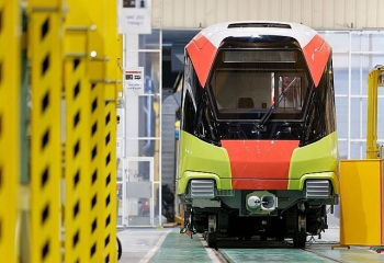 Hà Nội đề xuất làm tuyến đường sắt Văn Cao - Hoà Lạc