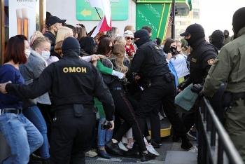 Người dân Belarus vẫn tiếp tục biểu tình chống chính quyền