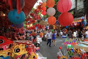 Hà Nội phân luồng, cấm phương tiện vào 5 tuyến phố trong dịp Trung Thu 2020