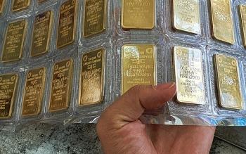 Nhận định giá vàng ngày mai 29/10/2020: Vàng giảm xuống do hy vọng mờ nhạt về gói kích thích kinh tế