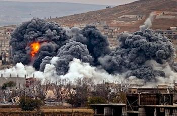 Nga phối hợp Syria trút bom san phẳng nhiều hang ổ của khủng bố IS