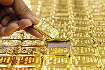 Giá vàng bất ngờ tăng 200.000 đồng trong sáng 1/10