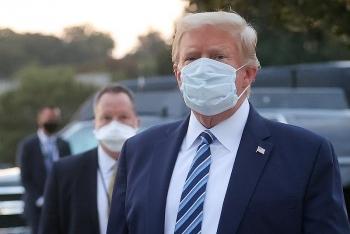 Tổng thống Trump ngừng dùng thuốc điều trị COVID-19