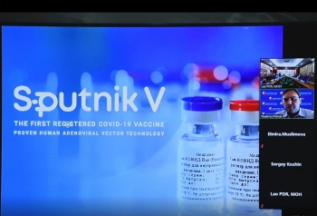 Nga chuẩn bị thử nghiệm vaccine COVID-19 tại Lào