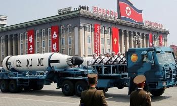Triều Tiên có thể đã tổ chức duyệt binh trong sáng nay