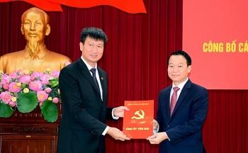 Bổ nhiệm, miễn nhiệm lãnh đạo các tỉnh Yên Bái và Hà Nam