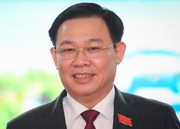 Ông Vương Đình Huệ tái đắc cử Bí thư Thành uỷ Hà Nội với số phiếu tuyệt đối